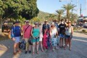 Gocek Beyond the 12 Islands Sailinhg with Dalyan Volkan's Adventures - 44