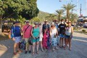 Gocek Beyon the 12 Islands Sailinhg with Dalyan Volkan's Adventures - 3
