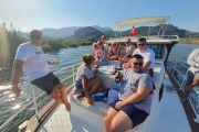 Volkan's Adventures Noon to Moon Boat Trip - People Enjoy Themselves 13
