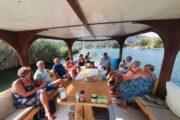 Volkan's Adventures Noon to Moon Boat Trip - People Enjoy Themselves 18