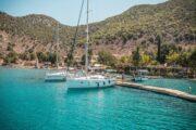 Gocek Beyond the 12 Islands Sailinhg with Dalyan Volkan's Adventures - 46