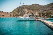 Gocek Beyond the 12 Islands Sailinhg with Dalyan Volkan's Adventures - 54