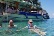 Dalyan Volkans Adventures - Devils Bays Boat Trip - 09