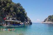 Dalyan Volkans Adventures - Devils Bays Boat Trip - 06