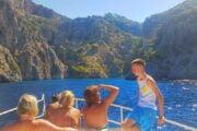 Dalyan Volkans Adventures - Devils Bays Boat Trip - 001