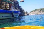 Dalyan Volkans Adventures - Devils Bays Boat Trip - 44
