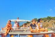 Dalyan Volkans Adventures - Devils Bays Boat Trip - 42