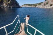 Dalyan Volkans Adventures - Devils Bays Boat Trip - 35