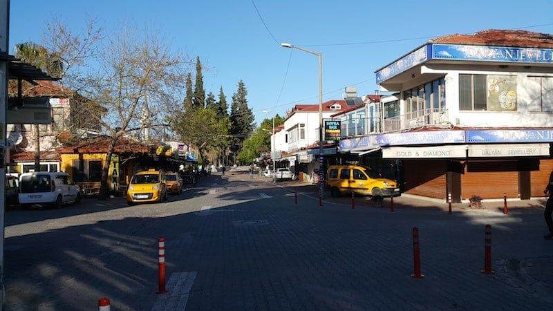 Dalyan Main Street