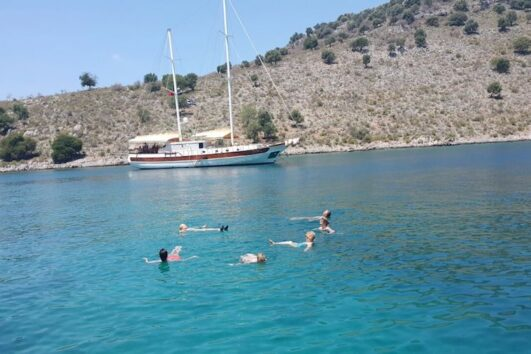 12 Islands Sailing Trip from Dalyan - 17