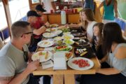 Devils Bays Boat Trip - Volkan's Adventures - Unique and Exclusive Dalyan Tours - Rich Turkish Breakfast
