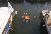 Volkan's Adventures Noon to Moon Boat Trip - People Enjoy Themselves 25