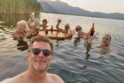 Volkan's Adventures Noon to Moon Boat Trip - People Enjoy Themselves 19