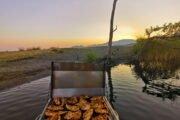 Volkans Adventures Noon to moon Boat Trip - Food & Drink 9