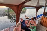 Volkan's Adventures Noon to Moon Boat Trip - People Enjoy Themselves 21