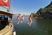 Volkans Adventures - Dalyan - Boat Trips - Sunset, moonlight - Noon to moon - 11