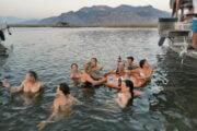 Volkan's Adventures Noon to Moon Boat Trip - People Enjoy Themselves 24