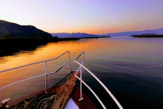Volkans Adventures - Dalyan - Boat Trips - Sunset, moonlight - Noon to moon - 8