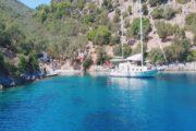 Gocek Beyond the 12 Islands Sailinhg with Dalyan Volkan's Adventures - 43