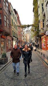 Istanbul 2015 NYE Trip