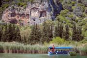 Dalyan Boat Trips with Volkan's Adventures - 1