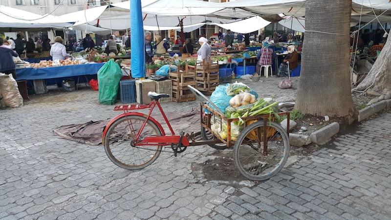 Shopping in dalyan market