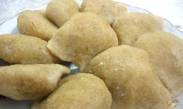 Kibbah Rolls Ready to Boil
