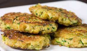 Baked Cauliflower Patties