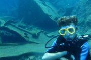 Diving in Dalyan 5