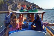 Private Dalyan Boat Trip - family trip