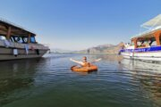 DALYAN PRIVATE BOAT TRIP - BOTH OUR BOATS