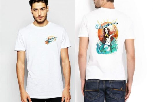Dalyan Volkan's Adventures Gift Shop Mens T-shirt
