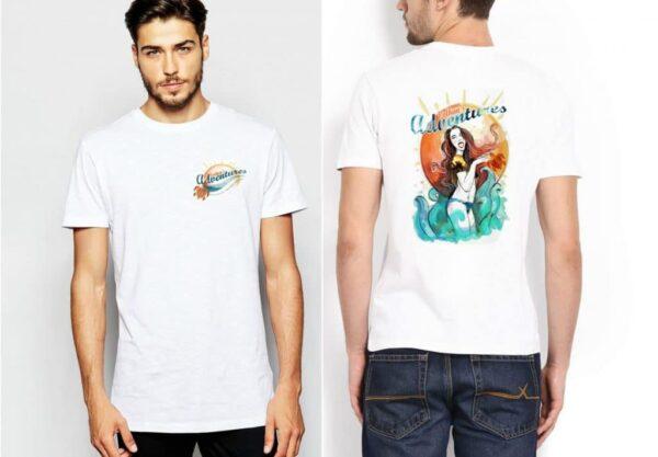Dalyan Volkan's Adventures Gift Shop Mens T-shirt