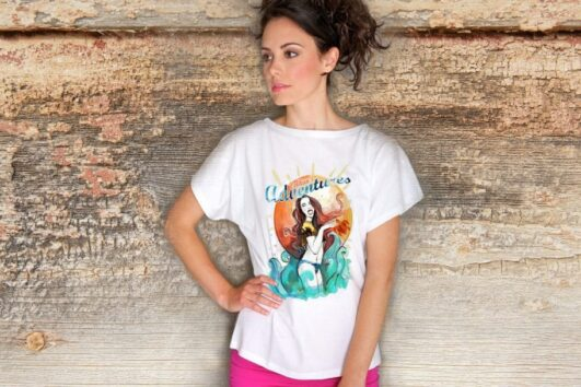 Dalyan Volkan's Adventures Gift Shop Women's T-Shirt
