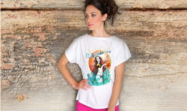 Dalyan Volkan's Adventures Gift Shop Women's T-Shirt