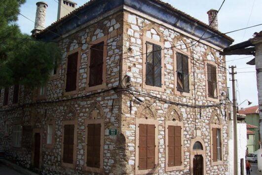 Mugla Architecture 2