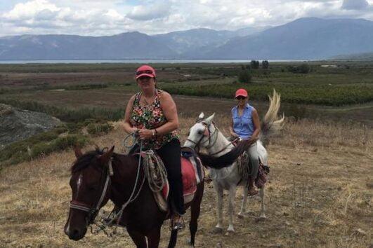 Dalyan Sunset Horse Safari - Riding with views of Koycegiz Lake