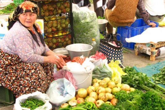 Mugla Market