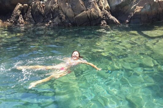 Dalyan Snorkelling - The caves