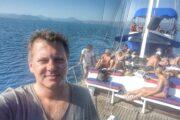 Sailing Gocek to Fethiye