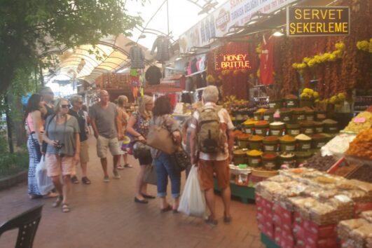 Fethiye Trip - Shopping around the Old Bazaar