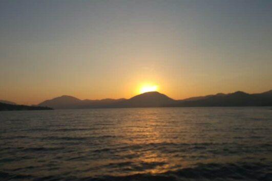 Fethiye Trip - Beautiful Sunset