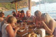 Fethiye Trip - Evening Meal