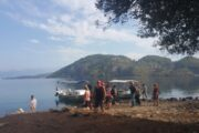Dalyan trekking - Dalaman Kapidag penninsula - Start point zeytinli bay
