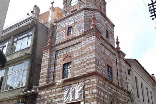 Mugla Clock tower