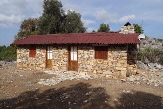 Dalyan trekking - Dalaman Kapidag penninsula - Burhan's House