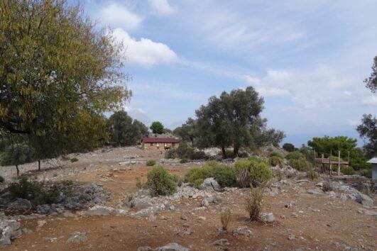 Dalyan trekking - Dalaman Kapidag penninsula - beautiful stone house