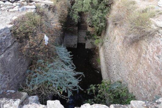 Dalyan trekking - Dalaman Kapidag penninsula - wine cellar