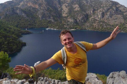 Dalyan trekking - Dalaman Kapidag penninsula - with Volkan's Adventures
