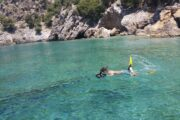 Dalyan Snorkelling - Searching for sealife